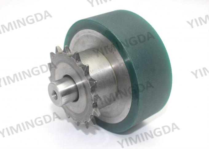 Wheel with Distance Piece  050-725-005 Textile Machine Parts Use for GGT Spreader