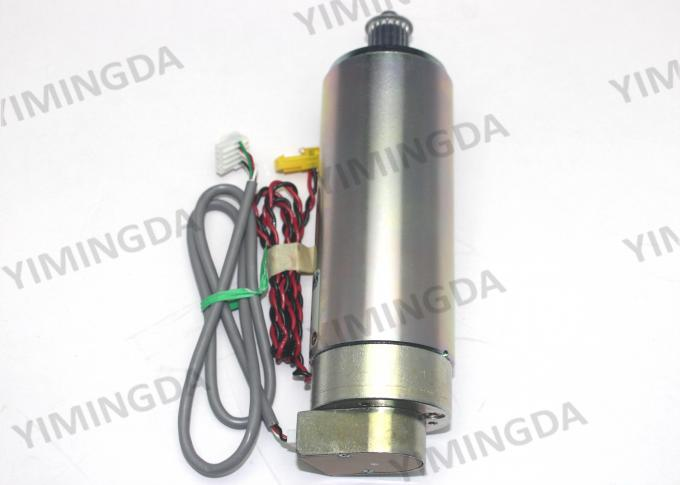90135000 Y Axis Motor With Pulley Assy Gerber Spare