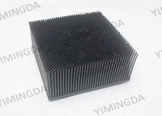 China 92910001 , Poly , round foot Auto cutter bristle block for Gerber GTXL cutter machine supplier