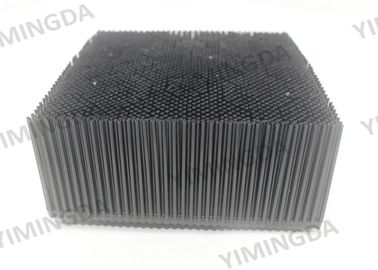 China Black  square foot  Nylon Auto cutter bristle spare parts for Gerber cutter machine supplier