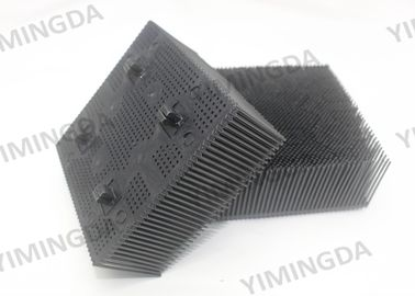 China 92911001 Square Foot Poly Auto Cutter Bristle , Black Bristle for Gerber GT7250 / XLC7000 supplier
