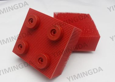 China Red , Poly , Auto Cutter Bristle for Lectra VT5000 / 7000 cutter , Parts No. 702583- supplier