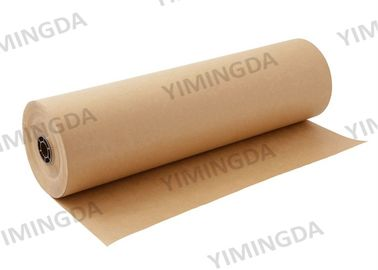 China Wood Pulp 200gsm Kraft Paper Roll Pleating Paper , Pattern Paper CAD Plotter Paper supplier