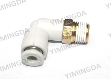 China Fitting , Elbow , Male for GTXL parts , 465500556- for Gerber cutter machine supplier