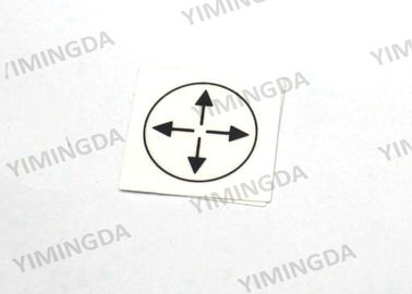 China Label 79082000 Textile Machine Parts ,  for GT7250 Gerber Cutter Machine Parts supplier