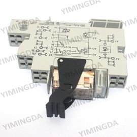 China 760500229 Relay Dpdt 115V 8A For GTXL Parts , GTXL Blade Gerber Cutter Parts 85878000 supplier