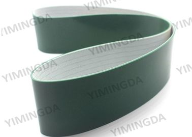 China Cradle Belt PV10 900x60 Green 1210-002-0016 For Gerber Spreader Machine Parts supplier