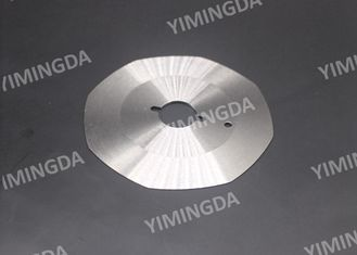China Octagonal Round Knife PN RS-90 (8) For Textile Cutter Machine Parts 89.3 * 18 * 1.2mm supplier
