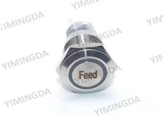 China FEED Button for Yin Auto Cutter Spare Parts / Textile Cutting Machine Parts supplier