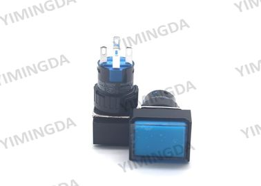 China Sgs Standard For Yin Cutter Parts Direction Button 0.008 Kg With Blue Color supplier