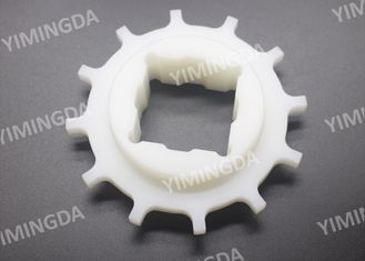 China White Color Machined CTOT Sprocket 92667000- Suitable For GTXL Cutting Machine Parts supplier