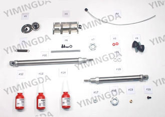 China Maintenance Kit For Lectra Cutter Parts 705569 - 500H For Q80 Cutter Machine supplier