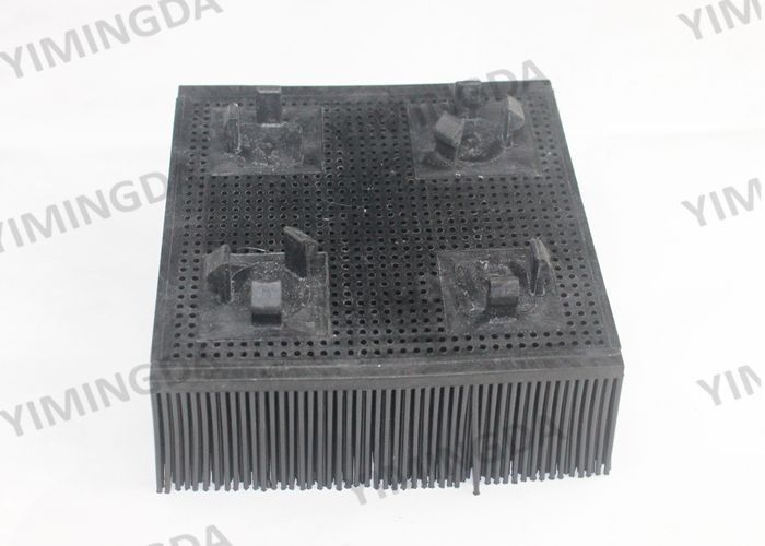Black Color Nylon Brush 999939mm Auto Cutter Bristle For Investronica