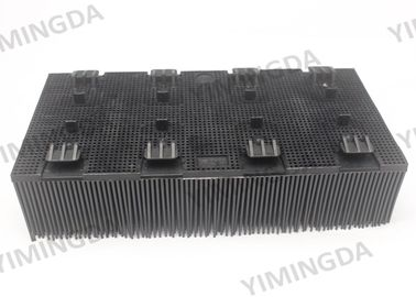 China Black bristle blocks for Lectra MH Cutter size 192.5x95x43.5mm distributor