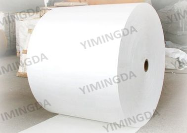 China 120gsm White Kraft Paper Roll Pleating CAD Plotter Paper For Garment Cutting Room factory