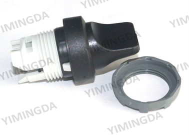 China Main Black Knob Cutting Machine Parts PN 925500605- suitable for Gerber Cutter distributor