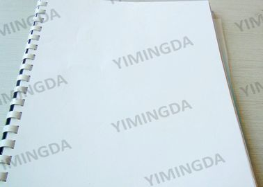 China 60Gsm CAM tracing CAD Plotter paper  / garment Marker paper white factory