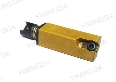 China MA08-02-28 Slide Block Suitable for Yin Cutter Parts , YIN Bristle Block 90 * 95mm distributor