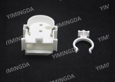 China Flourescent Lamp Holder For Yin Cutter Parts , CR2L -155 textile machinery parts factory