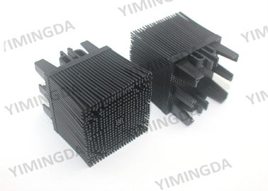 China Nylon Material Auto Cutter Bristle for FK Cutter Machine , 50.5 * 62 mm factory
