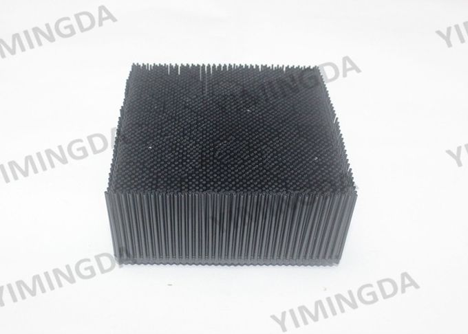Black  square foot  Nylon Auto cutter bristle spare parts for Gerber cutter machine