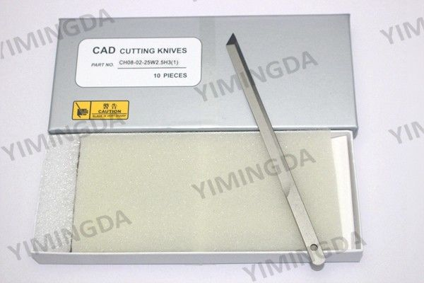 CH08 - 02 - 25W2.5H3 Cutting Knife For Yin / Takatori , Grind Stone NF08-04-04