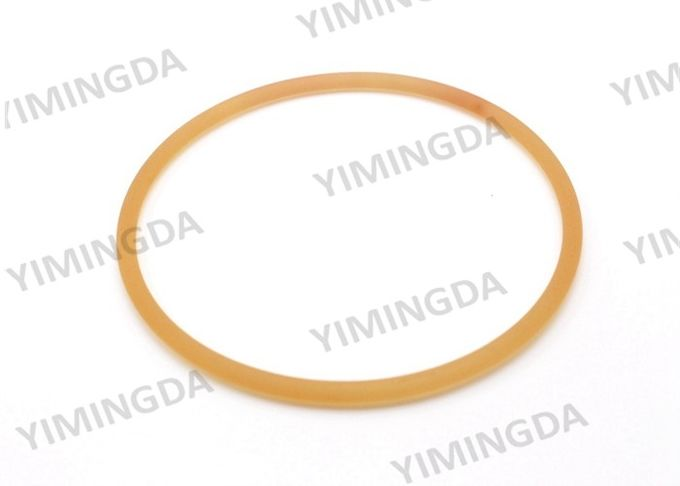 Rubber Yellow Round Belt  3 * 223 for Yin / Takatori HY-1701 Auto Cutter Parts