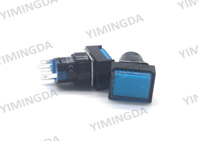 Sgs Standard For Yin Cutter Parts Direction Button 0.008 Kg With Blue Color